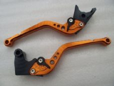 Triumph DAYTONA 955i (97-03), CNC levers long copper/black adjusters, F14/T955